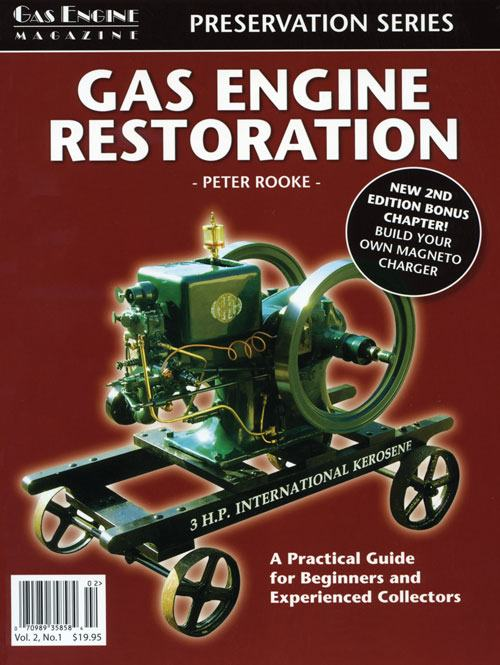Gas Engine Restoration
