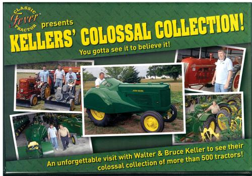 KELLERS' COLOSSAL COLLECTION! DVD