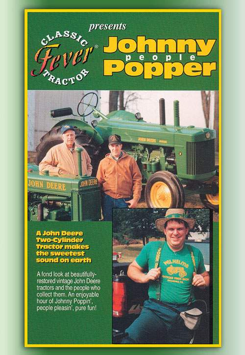 JOHNNY POPPER PEOPLE DVD