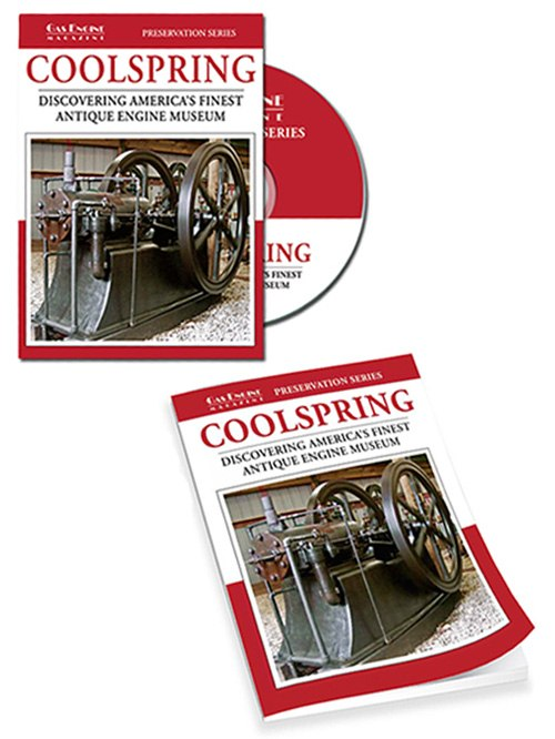 COOLSPRING MUSEUM BOOK/DVD PACKAGE