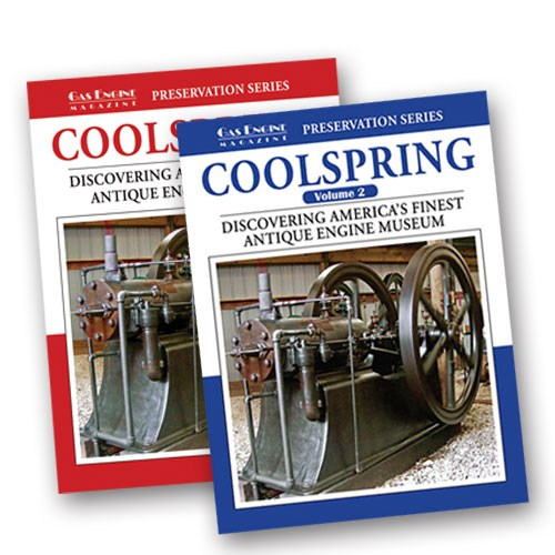 COOLSPRING VOL 1&2  PACKAGE