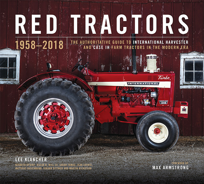 RED TRACTORS 1958-2018