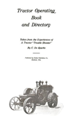 TRACTOR OPERATING BOOK & DIRECTORY