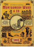 MONTGOMERY WARD & CO. CATALOGUE & BUYERS' GUIDE 1895