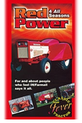 RED POWER FOR ALL SEASONS DVD