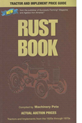 RUST BOOK: FIRST EDITION