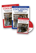 COOLSPRING VOL 1&2 & DVD PACKAGE