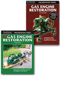 GAS ENGINE RESTORATION & MORE GAS ENGINE RESTORATION PACKAGE