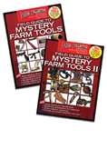 FARM COLLECTOR FIELD GUIDE MYSTERY FARM TOOLS I & II PACKAGE