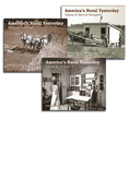 America's Rural Yesterday 3-Volume Set